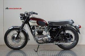 1967 Triumph T 120 R Bonneville 650 cc, 46 hp For Sale
