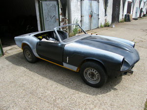 1973 TRIUMPH SPITFIRE PART FINISHED PROJECT For Sale