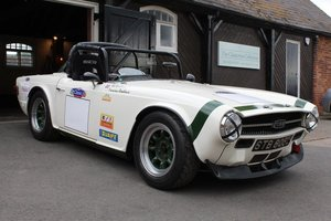 1972/L TRIUMPH TR6 RACE CAR  For Sale
