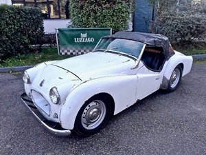 1955 Triumph - TR 2 Overdrive - MM ELEGIBLE For Sale