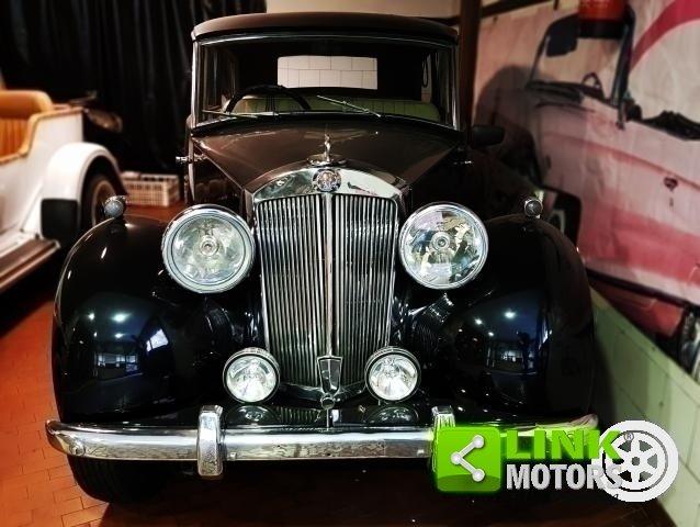 Triumph 2000 Roadster del 1949, Impianto GPL, Manutenzione  For Sale (picture 2 of 6)