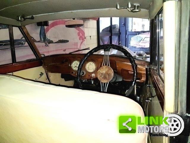 Triumph 2000 Roadster del 1949, Impianto GPL, Manutenzione  For Sale (picture 6 of 6)