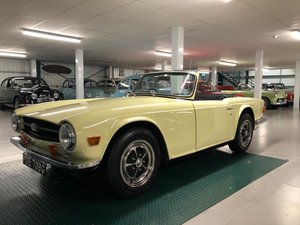 1969 Triumph TR6 150 BHP PI For Sale