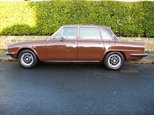 1976 Triumph 2500 S Automatic Beautiful