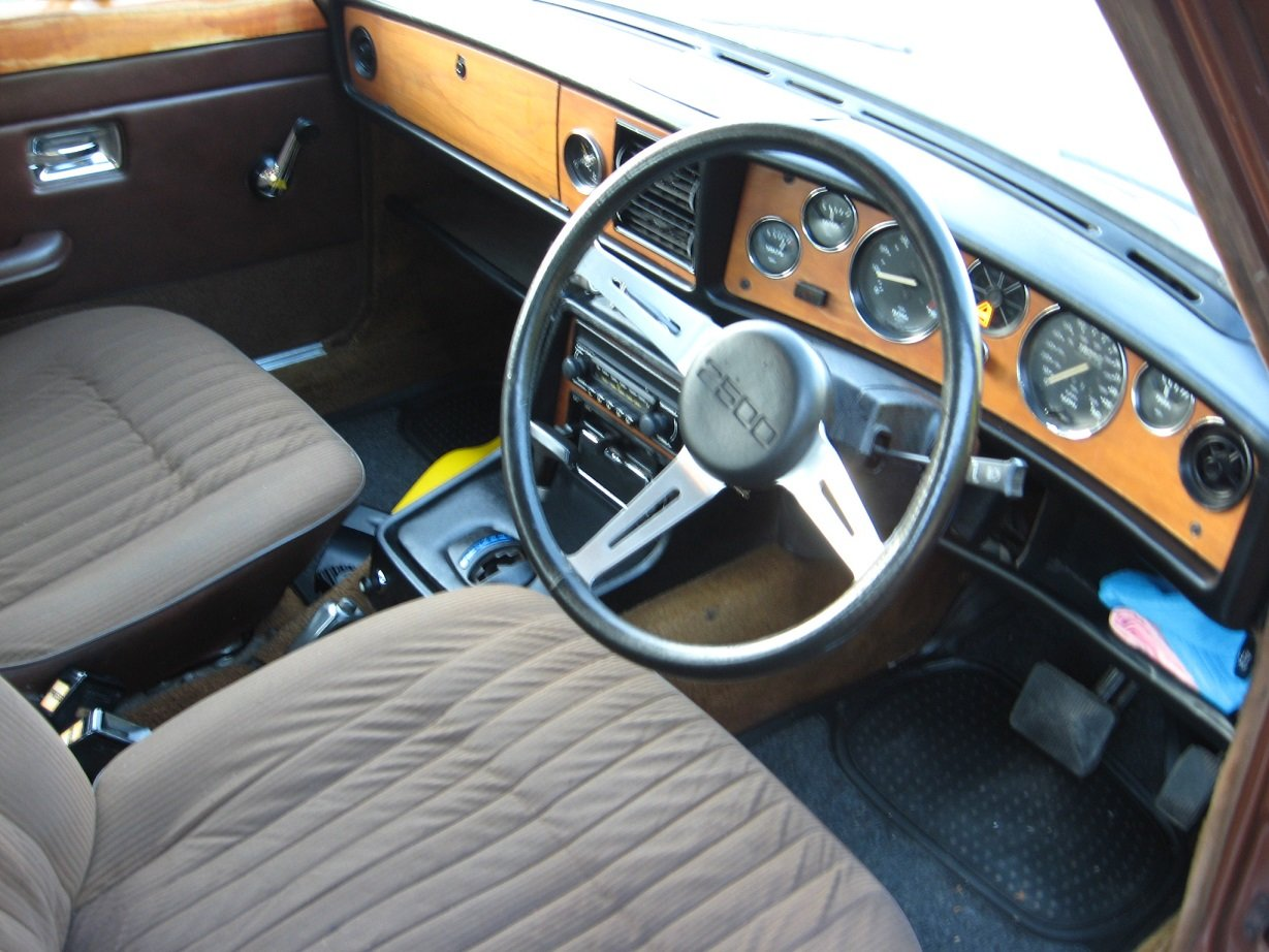 1976 Triumph 2500 S Automatic Beautiful  SOLD (picture 5 of 6)