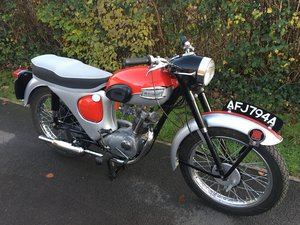 1963 Triumph Tiger Cub For Sale