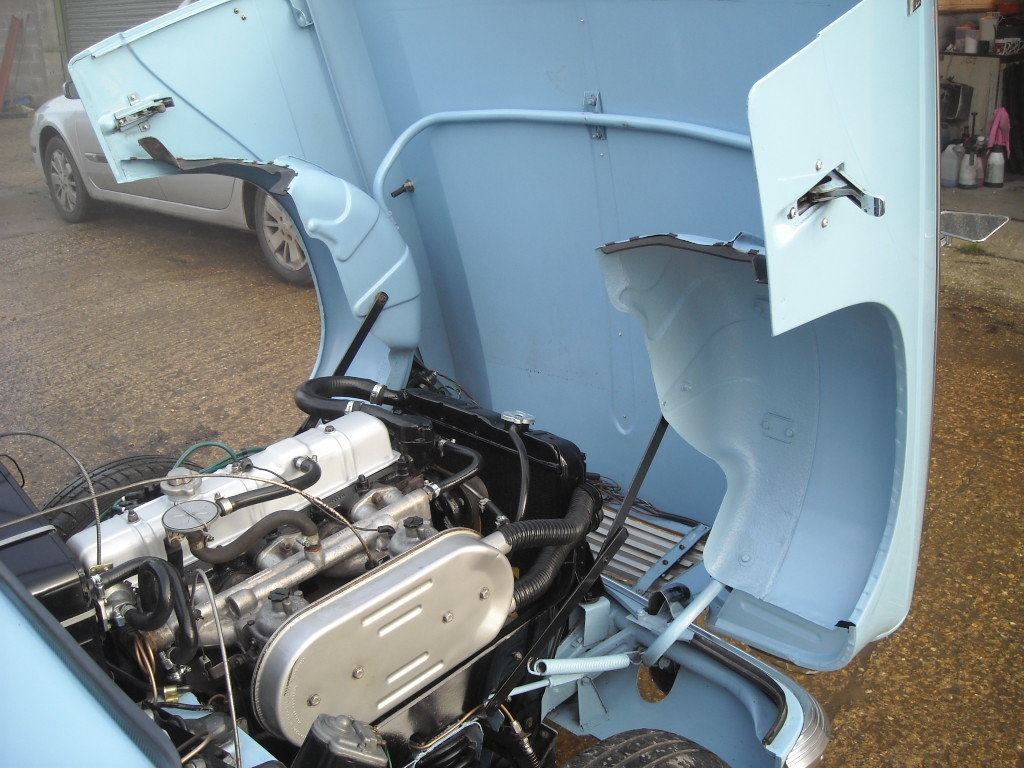 1970 TRIUMPH VITESSE MK2 2 LITRE CONVERTIBLE STUNNING CAR For Sale (picture 5 of 6)