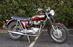 1969 Triumph T120 Bonneville 650cc For Sale