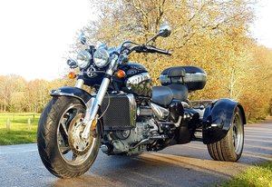 2005 Triumph Grinnall Rocket RT3 Trike For Sale