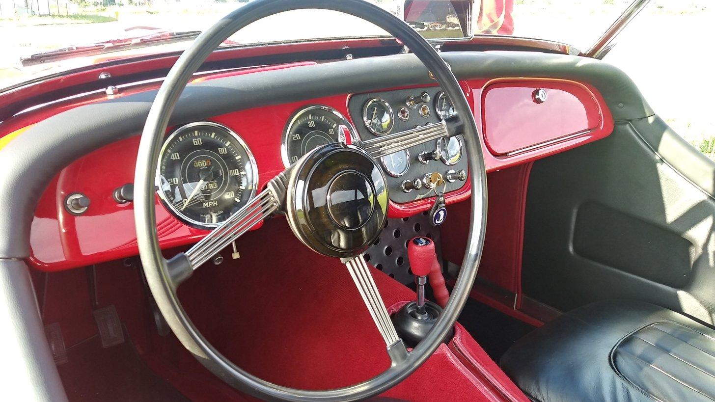 TRIUMPH TR3 (1956) roadster For Sale (picture 3 of 6)