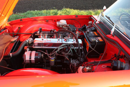TR6 1973 ORIGINAL UK FUEL INJECTED CAR WITH OVERDRIVE. SOLD (picture 4 of 6)