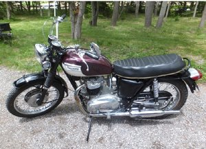 1968 Triumph Trophy TR6 For Sale