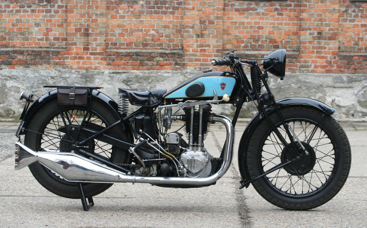 Triumph CTT 500cc OHV 1930 For Sale (picture 1 of 6)