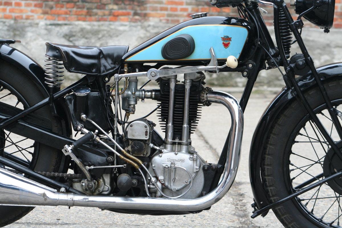 Triumph CTT 500cc OHV 1930 For Sale (picture 2 of 6)