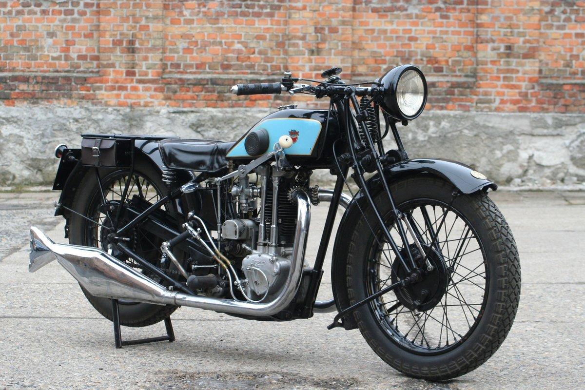 Triumph CTT 500cc OHV 1930 For Sale (picture 3 of 6)