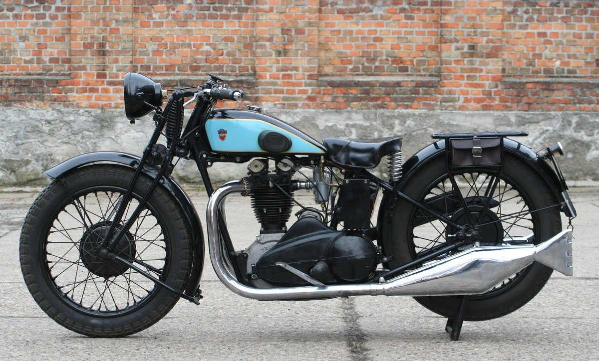 Triumph CTT 500cc OHV 1930 For Sale (picture 5 of 6)