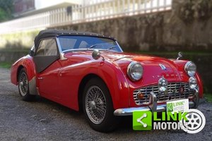 1959 Triumph TR 3   **RESTAURATA COMPLETAMENTE** For Sale
