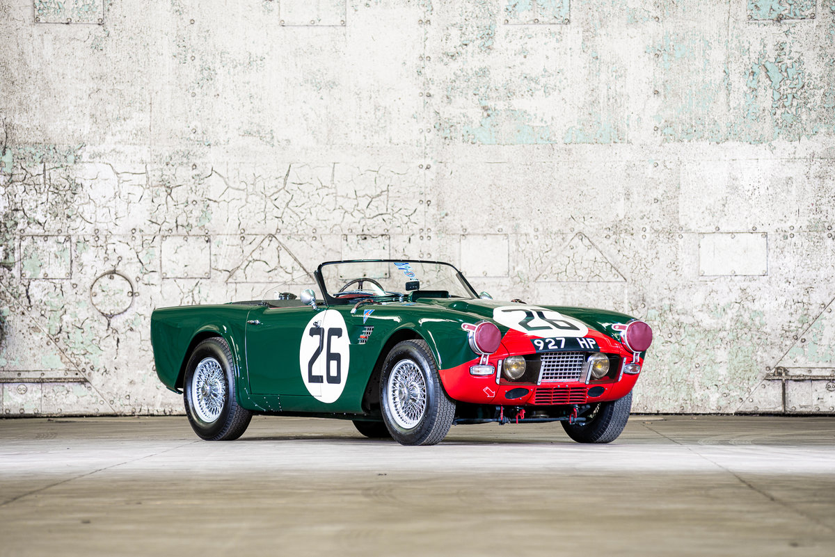1960 Triumph TRS For Sale (picture 2 of 6)