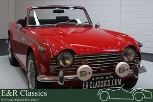 Triumph TR4A IRS 1966 Overdrive For Sale