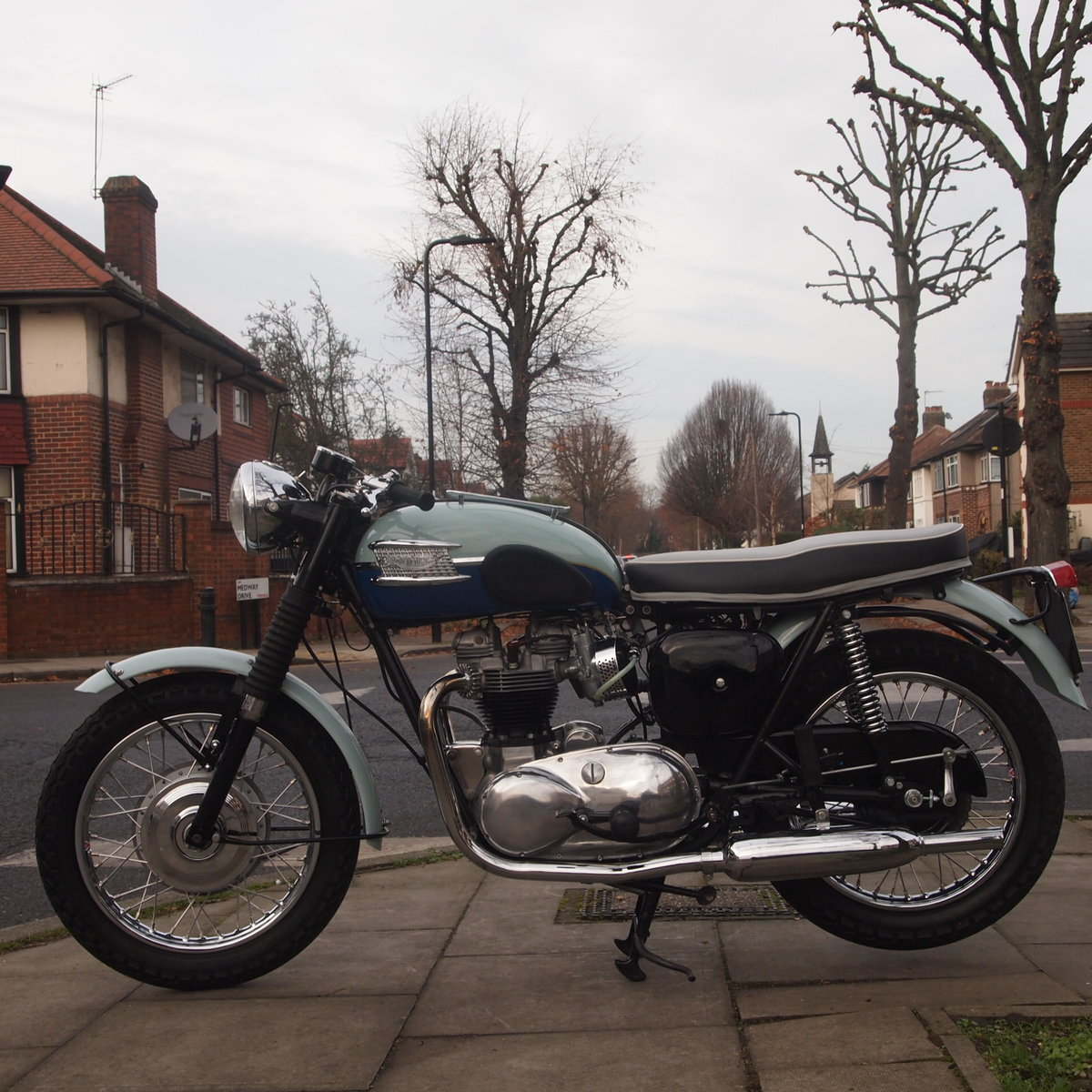 1960 T120 650cc Pre Unit, Duplex Frame, SOLD TO TONY. SOLD (picture 6 of 6)