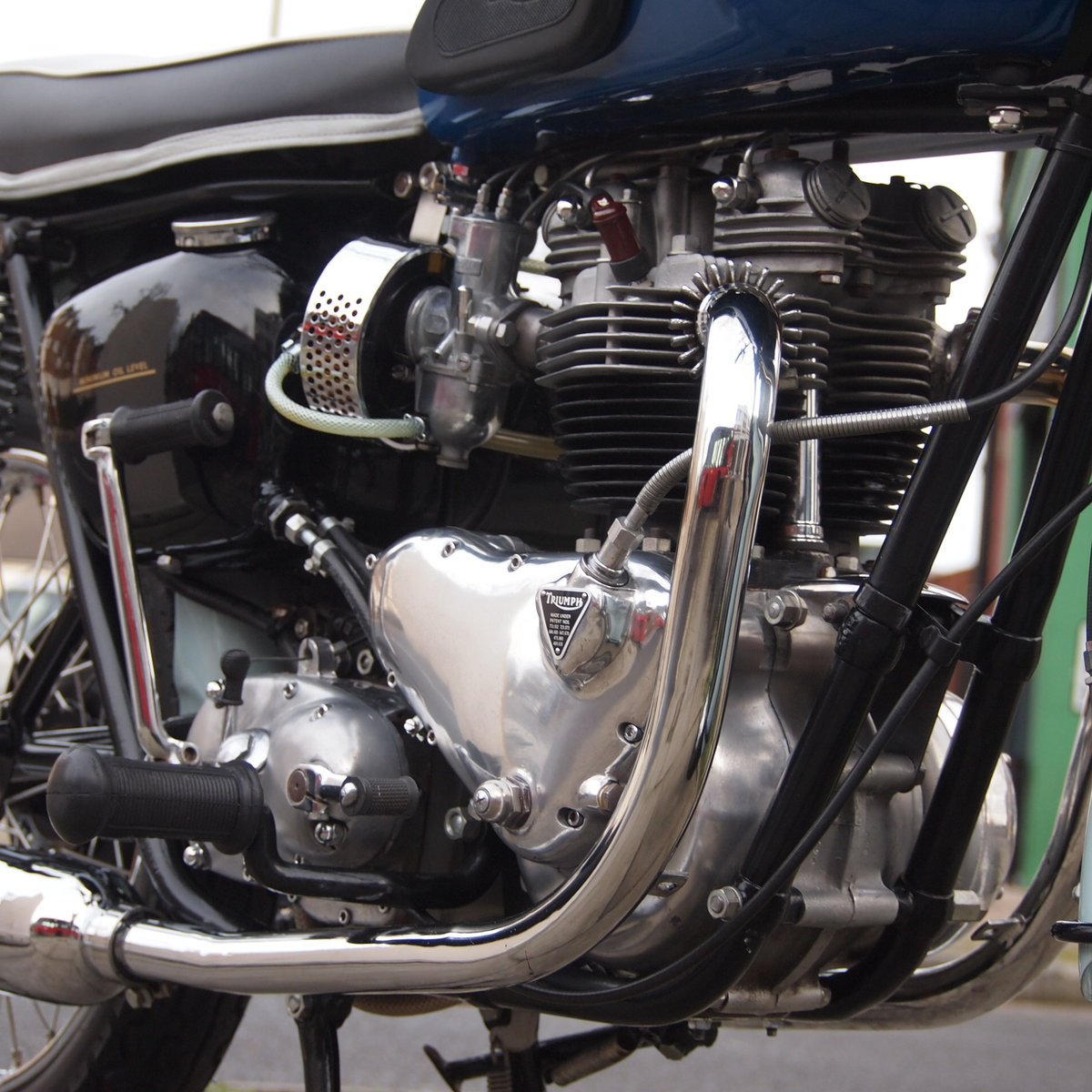 1960 T120 650cc Pre Unit, Duplex Frame, SOLD TO TONY. SOLD (picture 2 of 6)