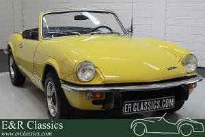 Triumph Spitfire MKIV Cabriolet 1974 In beautiful condition