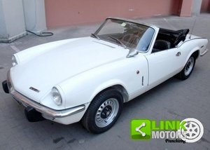 Triumph Spitfire mk IV (1972) For Sale