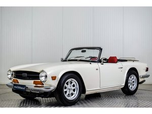 1970 Triumph TR6 2.5 Overdrive For Sale