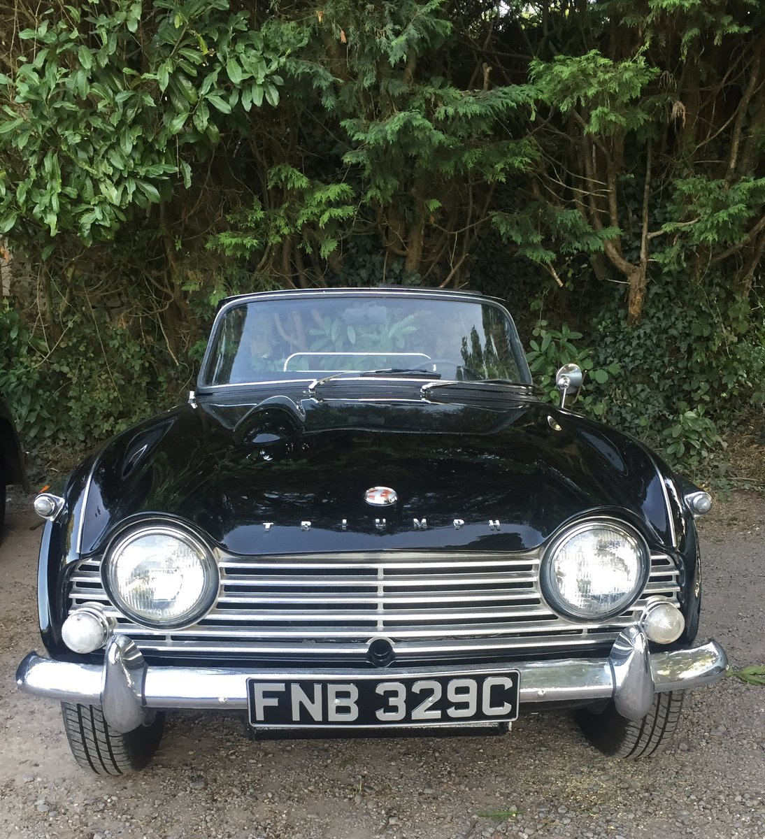 1965 Triumph TR4 irs  For Sale (picture 5 of 6)