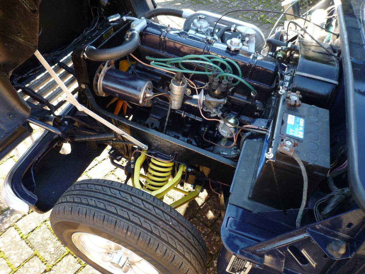 1969 Triumph Vitesse 2 Litre MK2 Convertible SOLD (picture 5 of 6)