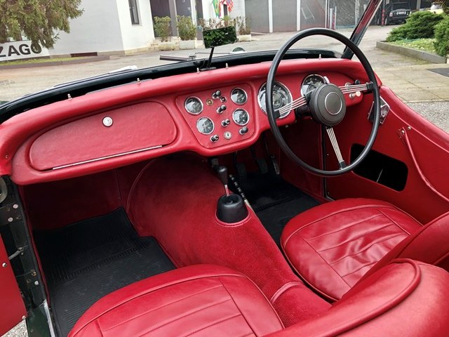 1955 TRIUMPH - TR2 RHD For Sale (picture 4 of 6)