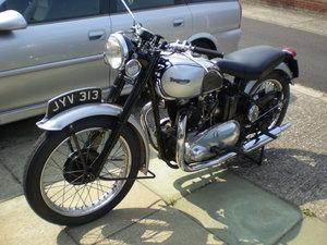 1948 Triumph Tiger 100/500cc For Sale