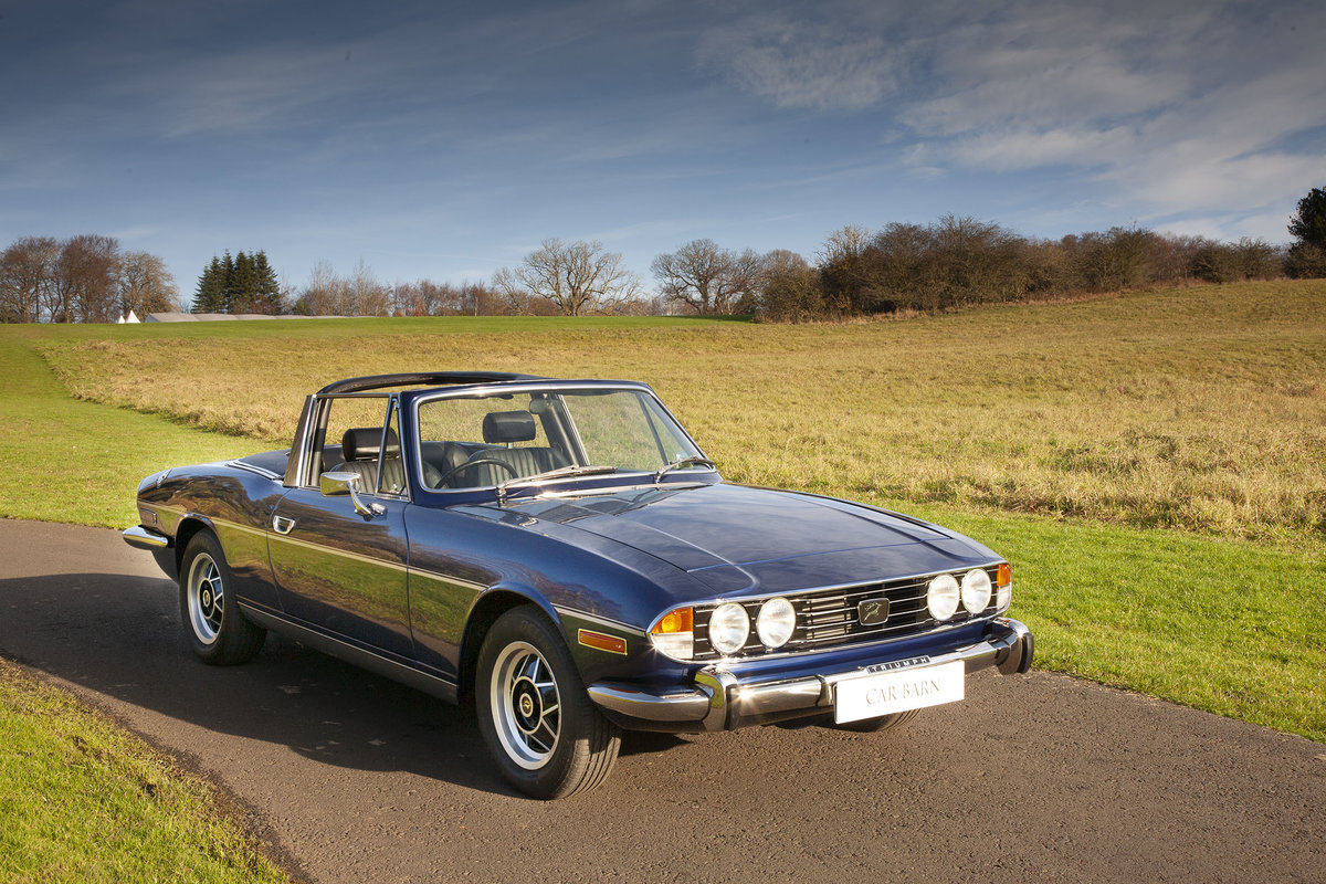 1976 Triumph Stag MkII SOLD (picture 1 of 6)