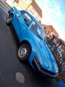1979 Triumph TR7 FHC Automatic Low Mileage For Sale