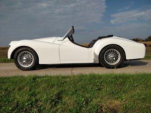 1959 Triumph TR3 '59  lhd