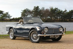 1967 Triumph TR4a IRS Original UK RHD  For Sale