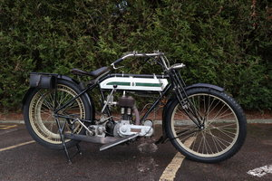 Picture of 1920 Vintage Triumph model H 550cc flat tanker with Lights SOLD