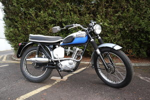 1965 Triumph Mountain Cub with Matching numbers For Sale