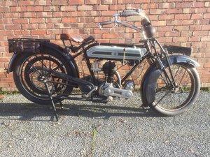 1924 Triumph Model SD Vintage 550cc 1 cyl SV
