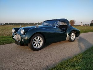 Picture of 1957 Triumph TR3 '57 LHD  SOLD