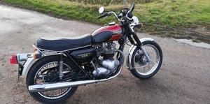 1982 Triumph Bonneville T140ES For Sale