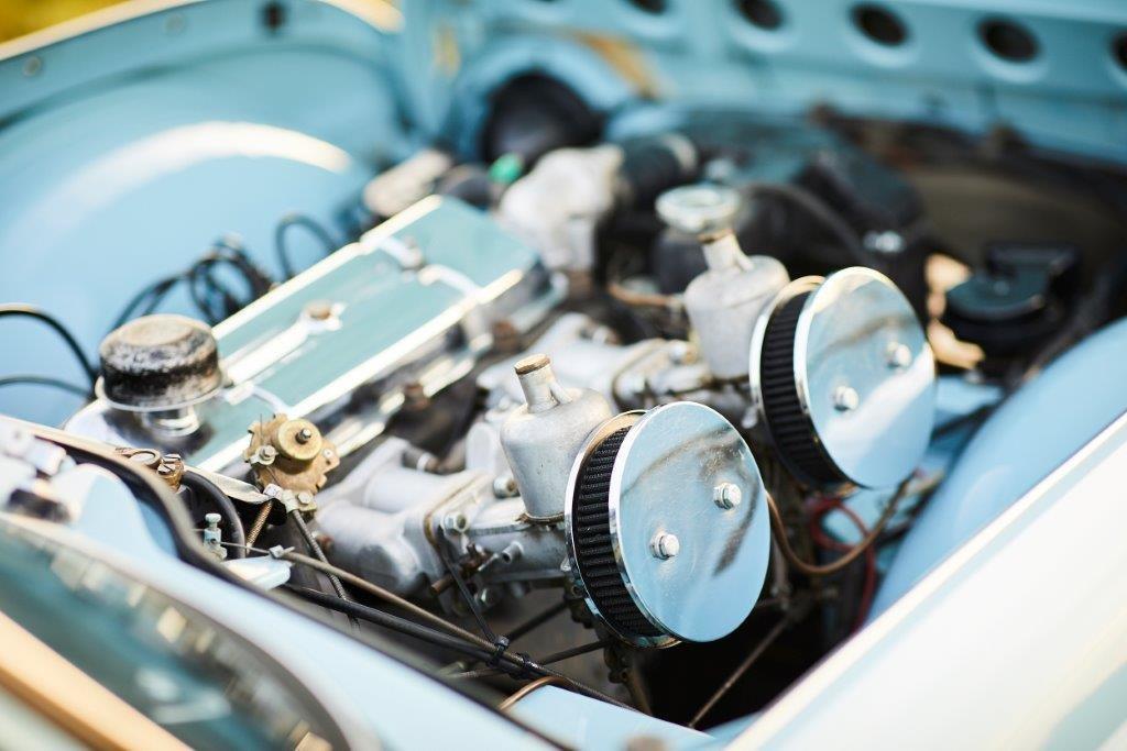 Triumph TR4 1962 SOLD (picture 6 of 6)