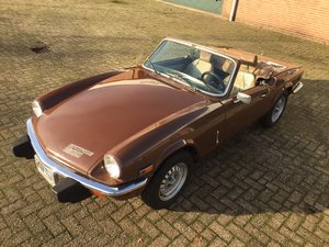 RESERVED - 1978 Triumph Spitfire 1500 SOLD