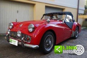 1959 Triumph TR3 completamente Restaurata For Sale