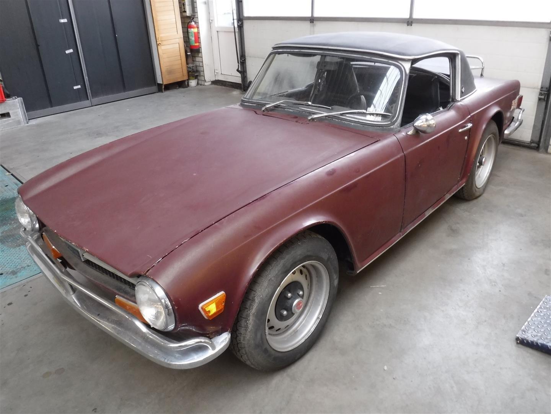 Triumph TR6 1970 For Sale (picture 1 of 6)