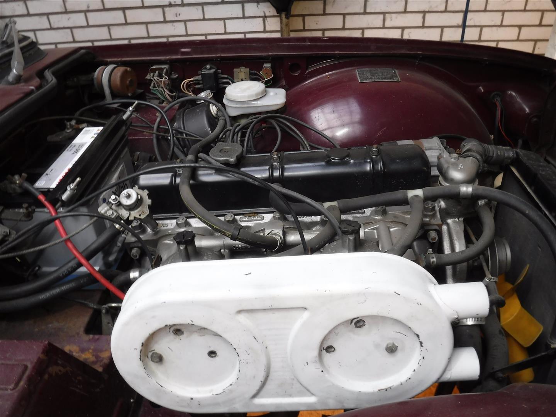 Triumph TR6 1970 For Sale (picture 3 of 6)