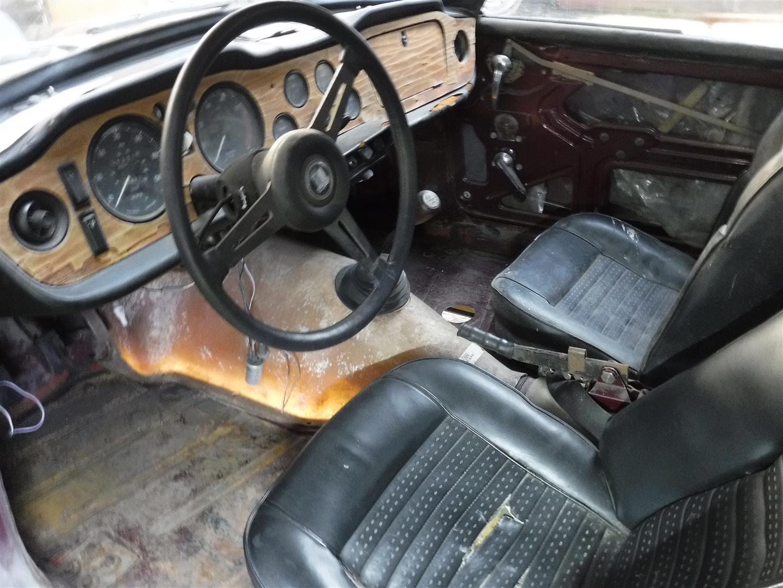 Triumph TR6 1970 For Sale (picture 5 of 6)
