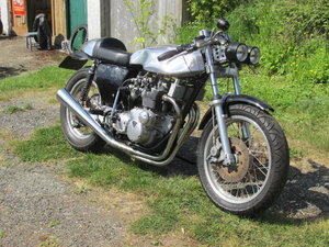 1972 Triumph Trident Cafe Racer Special For Sale