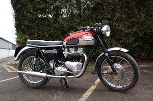 1962 TRIUMPH T120 BONNEVILLE REP For Sale