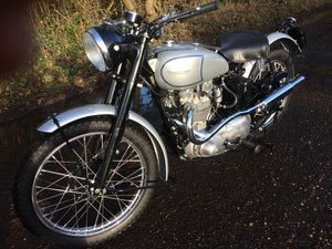 Triumph TR5 Trophy 1951 fully restored